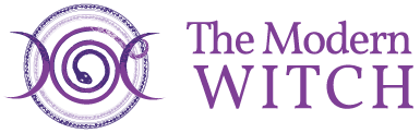 The Modern Witch Logo